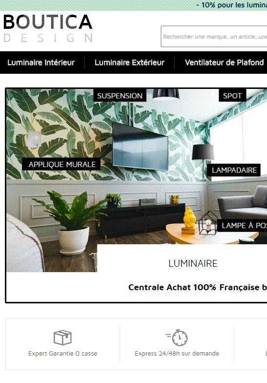 acheter ventilateur casafan sur boutica design