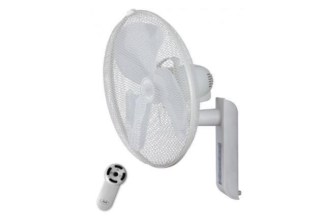 ventilateur casafan mural telecommande